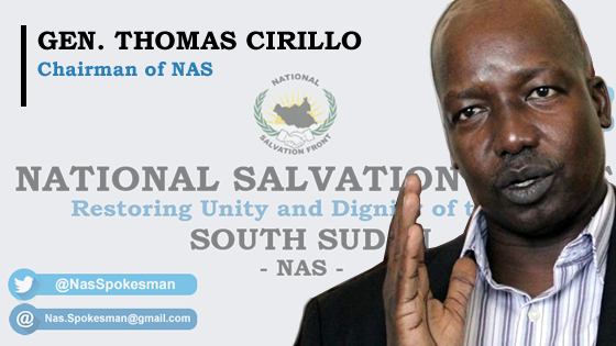 NAS Chairman addresses the the nation