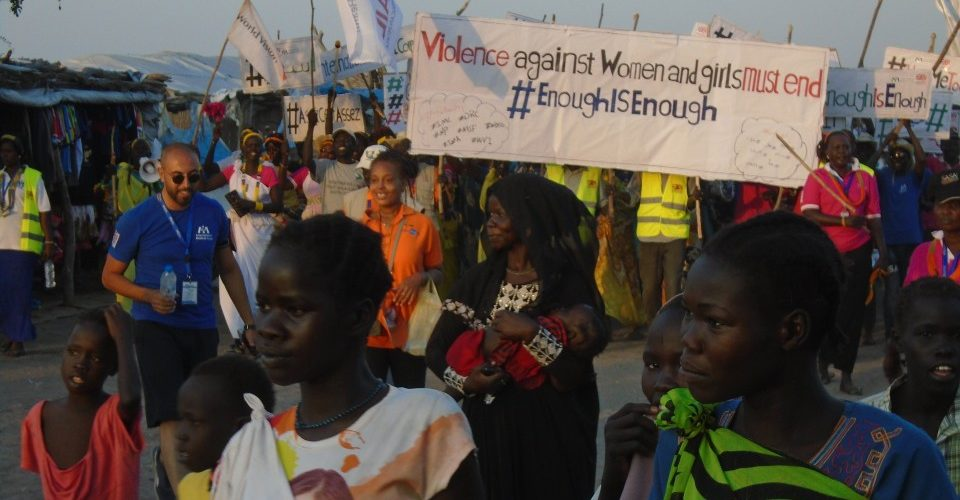 Civil Society Organisations call on Defense Forces to cease sexual violence against women in South Sudan