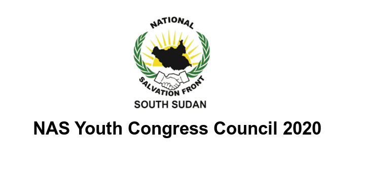 NAS Youth Congress to be sworn in on Saturday 27th June